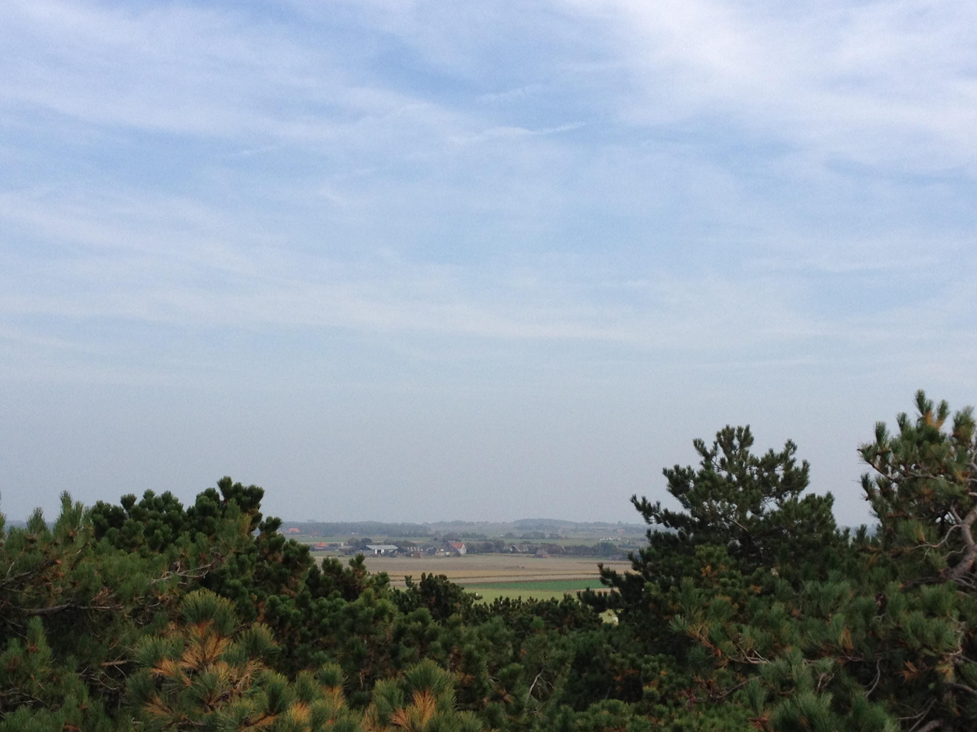 Uitzicht vanaf de Fonteinsnol